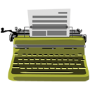 Typewriter-icon