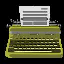 Typewriter-icon